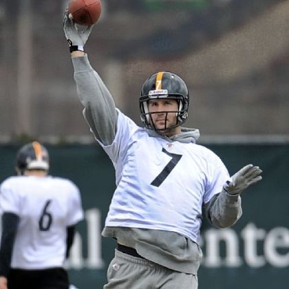 We can only wonder if Ben Roethlisberger will start some sort of practice fashion trend with his pantleg up/pantleg down ensemble Wednesday as the team began on-field preparations for the game against the Bengals Sunday at Heinz Field.