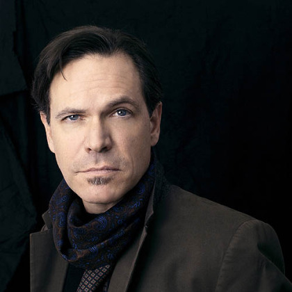 Jazz singer Kurt Elling.