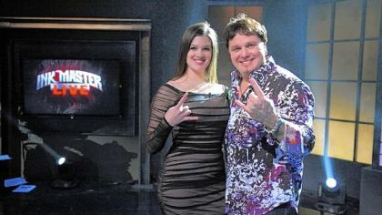 Pittsburgh tattoo artist Sarah Miller was runner-up on Spike TV&#039;s &quot;Ink Master.&quot; Steve Tefft of Groton, Conn., took home the $100,000 prize Tuesday during the live finale in New York.