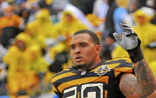 Steelers' Pouncey and Miller selected for Pro Bowl team