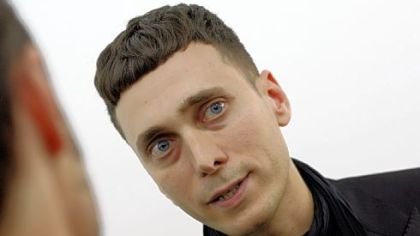 Hedi Slimane became the new creative director of Yves Saint Laurent this year.