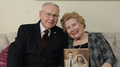 February: Cliff and Joan Morton of Bethel Park.