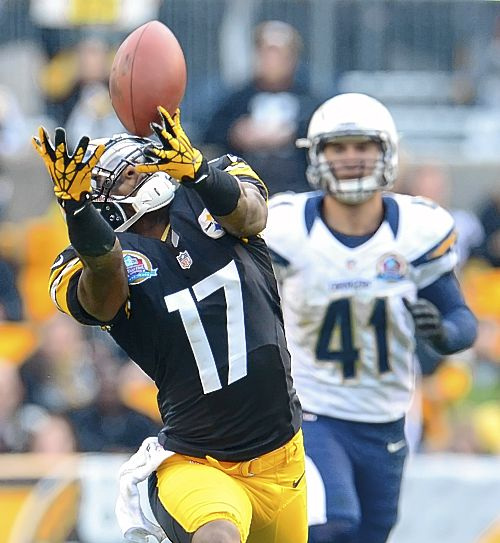 Mike Wallace unsure if his future is in Pittsburgh or elsewhere