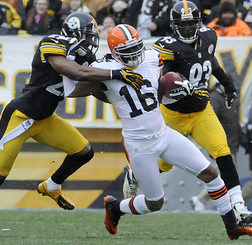 Steelers end season with 24-10 win against Browns