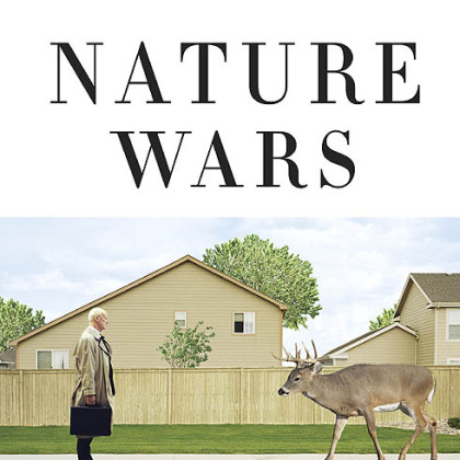 """Nature Wars"" (2012) by Jim Sterba."