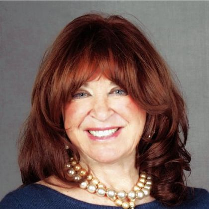 "Lynda La Plante, author of ""Blood Line"" (2012)."
