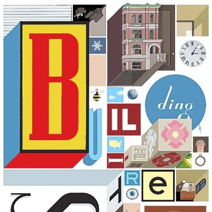 """Building Stories"" (2012) by Chris Ware."